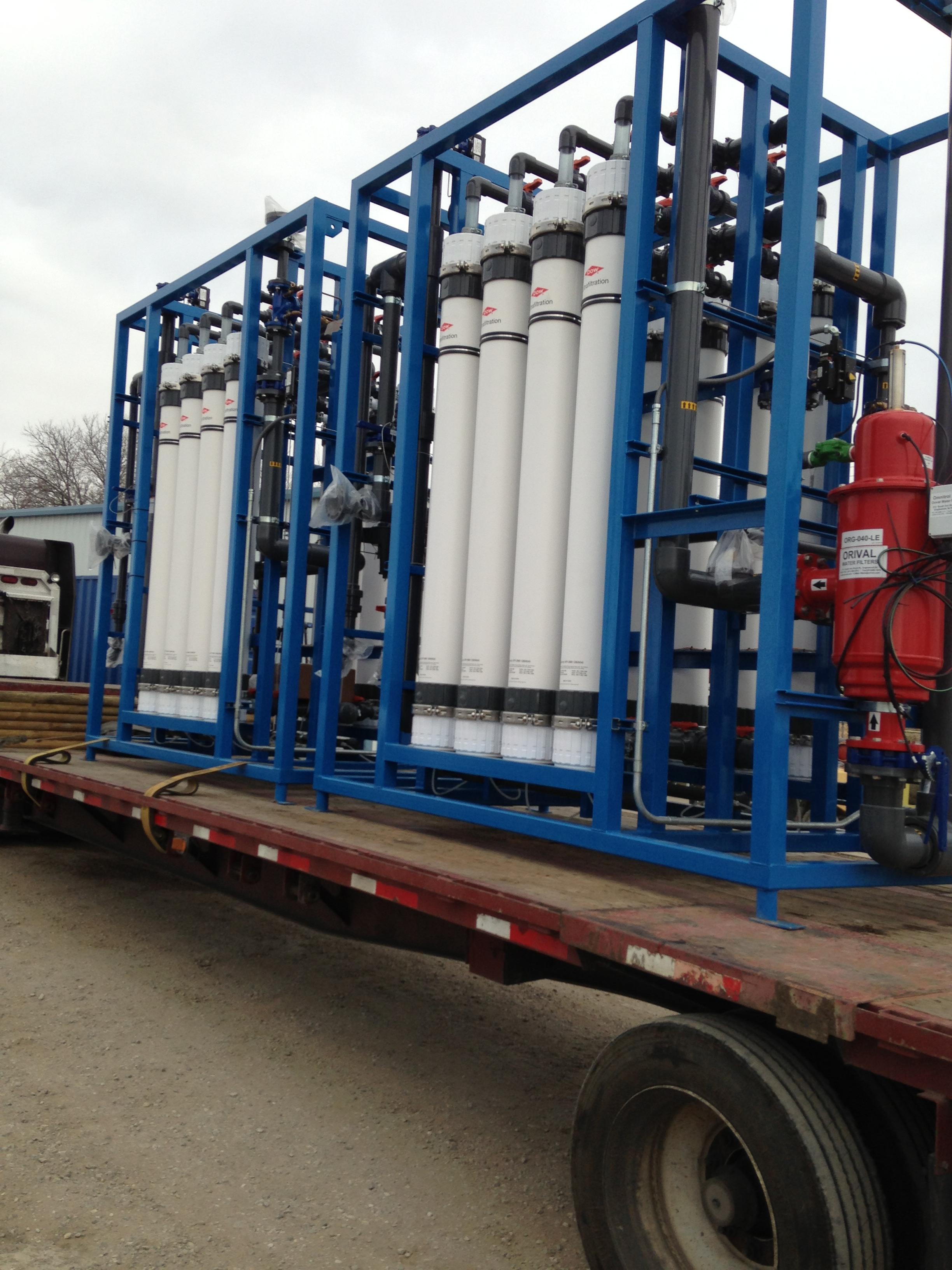 Ultrafiltration Uf Systems Progressive Water Treatment